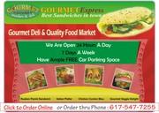 Gourmet Deli & Quality Food Market in Cambridge,  Massachusetts