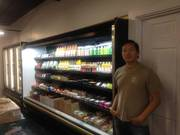 12 ft fruit & vegetables open refrigerator  hussmanavailable in 124 ft