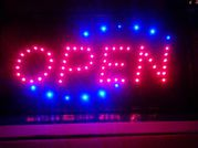 LED Animated OPEN SIGNS For Sale BRIGHT $25