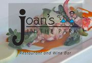 Joan's in the Park [631 Snelling Ave S. St. Paul MN 55116;  Phone:	6516903297]