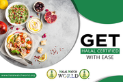 Get Halal Certified With Ease